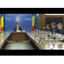 Declarații de presă susținute de premierul Ludovic Orban și de membri ai Cabinetului, la începutul ședinței de Guvern din 14 octombrie
